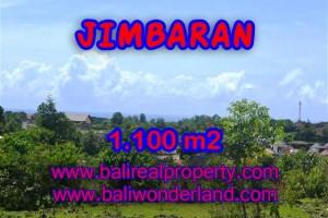 Tanah dijual di Jimbaran Bali – TJJI067 murah strategis