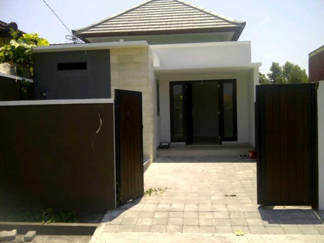 Dijual Rumah Cantik Di Denpasar - R1077B