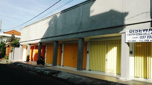 Disewakan Ruko di Tabanan Lokasi sangat strategis - KS1002B