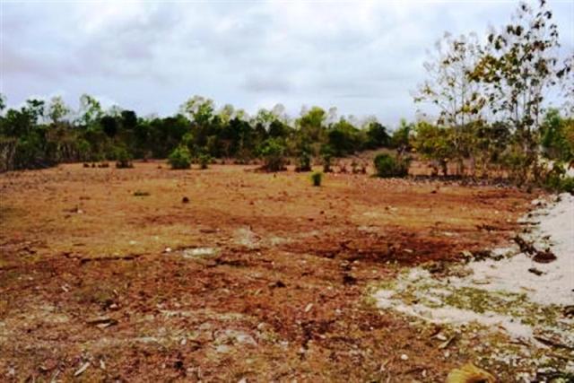 Jual tanah di Jimbaran dekat patung GWK 140 are @ 75 Juta