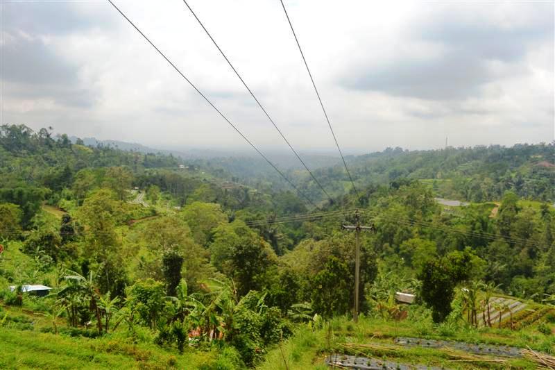 Tanah dijual di Baturiti Tabanan Bali, di Bedugul view fenomenal - TJBE034