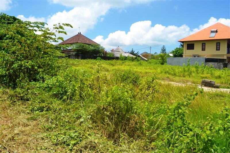 4 jual tanah di Canggu Bali