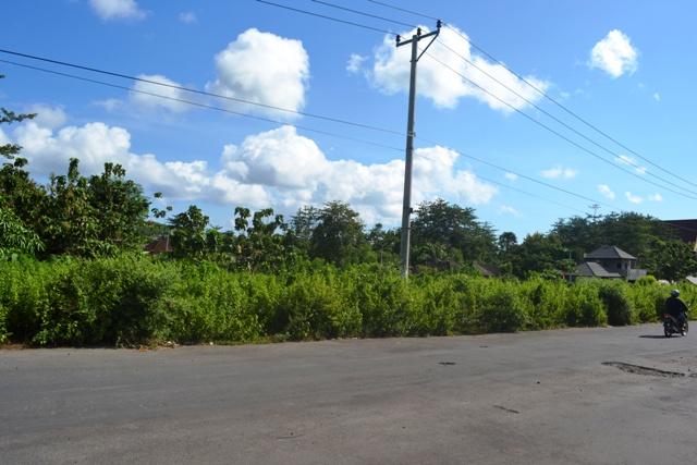 Tanah jual di Jimbaran Bai