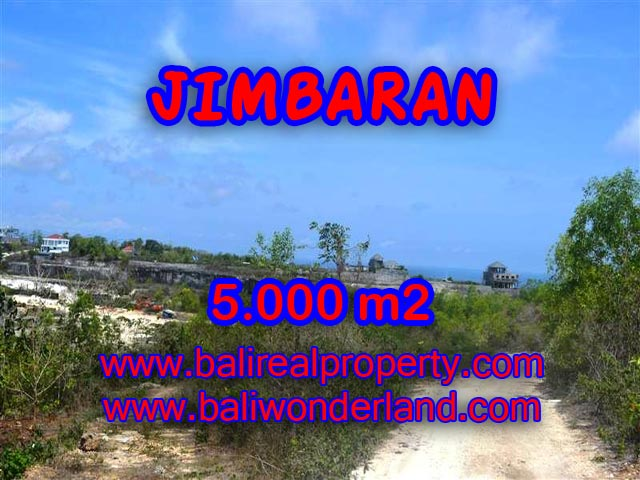 Jual tanah di Jimbaran 50 Are Lingkungan villa di Jimbaran Pecatu