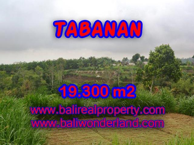 Peluang Investasi Properti di Bali - Jual Tanah murah di TABANAN TJTB086
