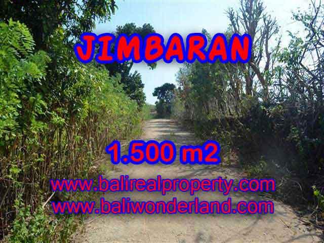 JUAL TANAH DI JIMBARAN BALI TJJI075 - PELUANG INVESTASI PROPERTY DI BALI