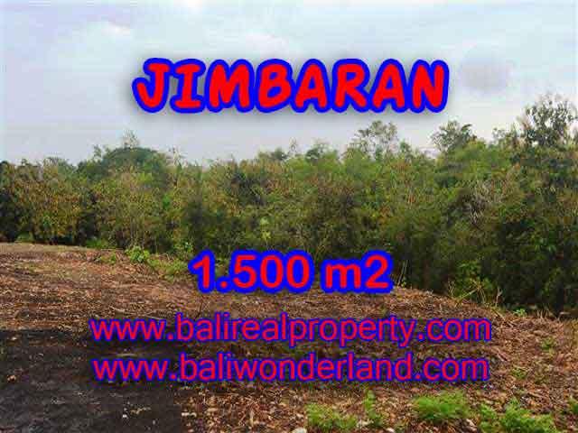 TANAH DIJUAL DI JIMBARAN BALI TJJI076 - PELUANG INVESTASI PROPERTY DI BALI