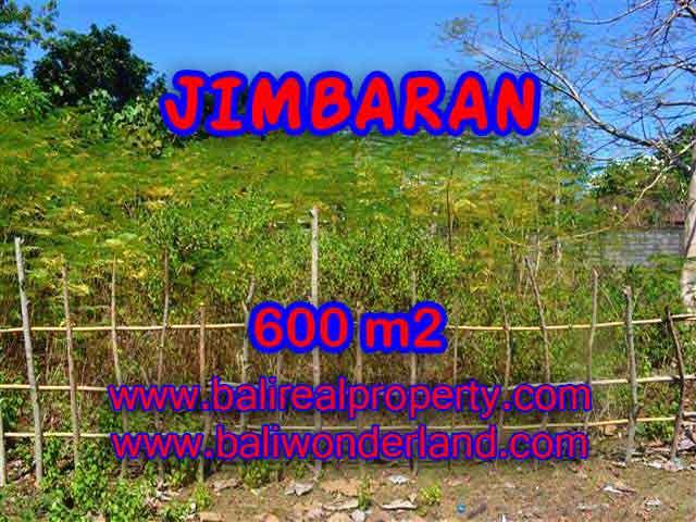 TANAH DIJUAL DI BALI, MURAH DI JIMBARAN RP 3.250.000 / M2 - TJJI072 - INVESTASI PROPERTY DI BALI