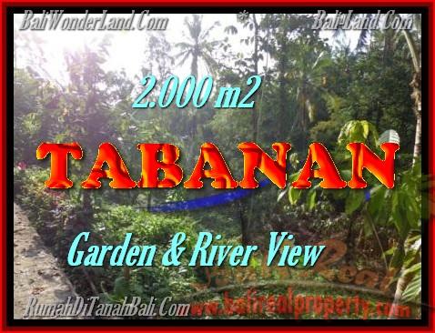 TANAH DI TABANAN BALI DIJUAL TJTB149 - PELUANG INVESTASI PROPERTY DI BALI