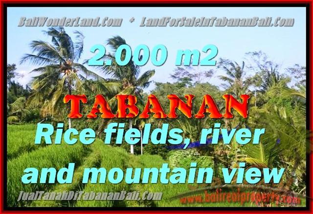 JUAL MURAH TANAH DI TABANAN BALI TJTB147