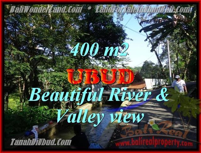 Murah ! Tanah di UBUD Bali Dijual TJUB425