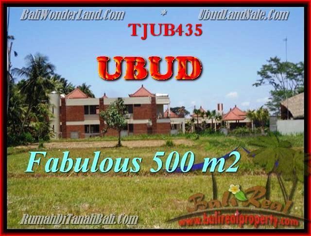 INVESTASI PROPERTI, TANAH DIJUAL di UBUD TJUB435