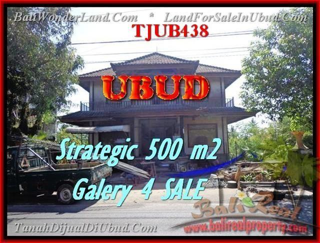 DIJUAL TANAH MURAH di UBUD BALI Untuk INVESTASI TJUB438