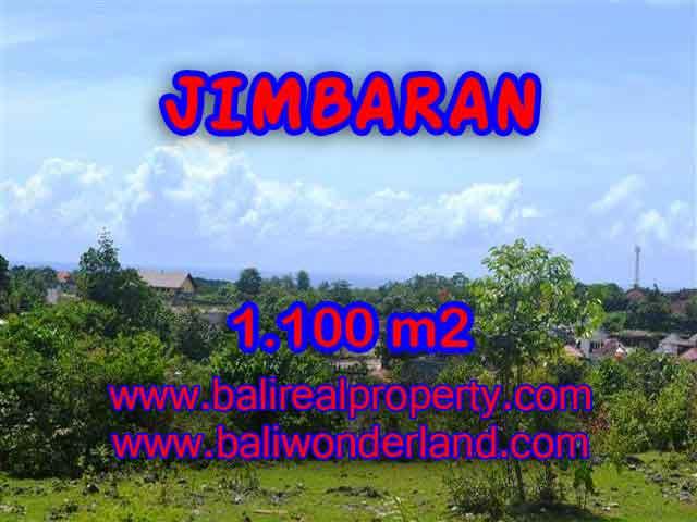 INVESTASI PROPERTY, TANAH DIJUAL MURAH di JIMBARAN BALI TJJI067