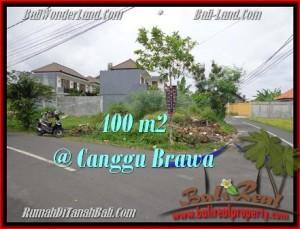 JUAL TANAH di CANGGU BALI 400 m2 di Canggu Brawa