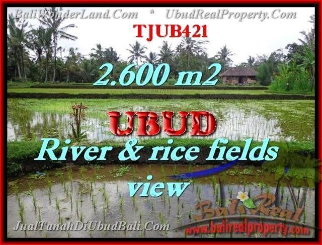 INVESTASI PROPERTY, DIJUAL TANAH MURAH di UBUD TJUB421