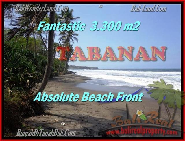 TANAH di TABANAN BALI DIJUAL MURAH 23.45 Are View laut
