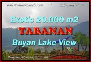 DIJUAL TANAH di TABANAN BALI 20,000 m2 di Pancasari