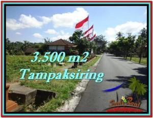 TANAH di UBUD BALI DIJUAL MURAH 35 Are di Ubud Tampak Siring
