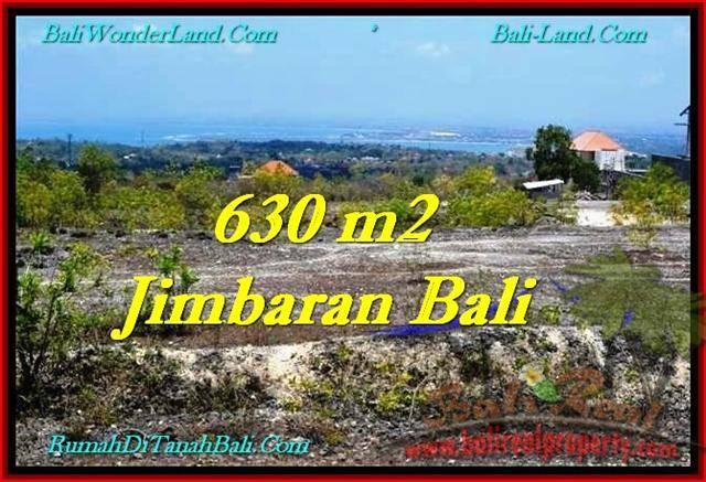 DIJUAL MURAH TANAH di JIMBARAN BALI Untuk INVESTASI TJJI099