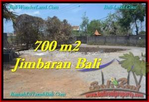 DIJUAL MURAH TANAH di JIMBARAN 700 m2 di Jimbaran Ungasan