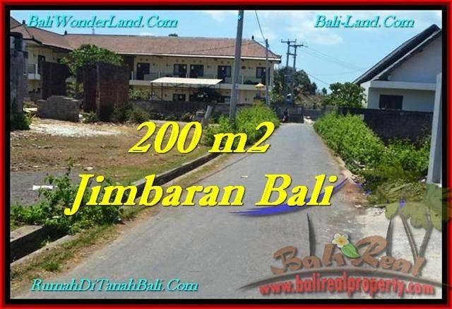 JUAL TANAH MURAH DI JIMBARAN BALI - TJJI101