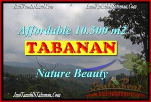 TANAH di TABANAN BALI DIJUAL MURAH Untuk INVESTASI TJTB165