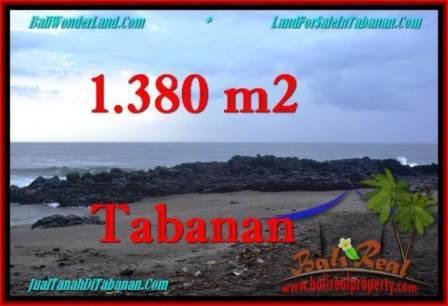 JUAL TANAH MURAH di TABANAN BALI Untuk INVESTASI TJTB270