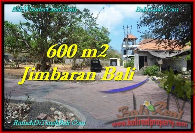 JUAL MURAH TANAH di JIMBARAN 600 m2  Lingkungan Villa