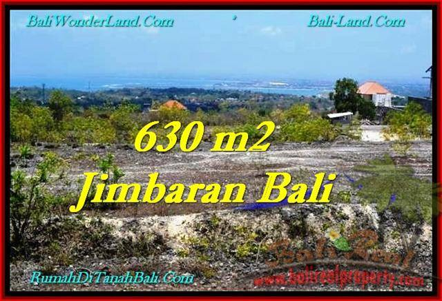 TANAH JUAL MURAH  JIMBARAN BALI 630 m2  View  Bandara, laut, Tol, Link Villa