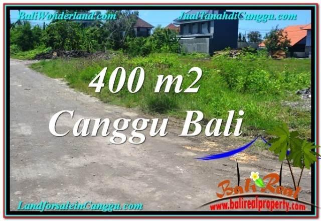 DIJUAL TANAH di CANGGU BALI 4 Are di Canggu Brawa