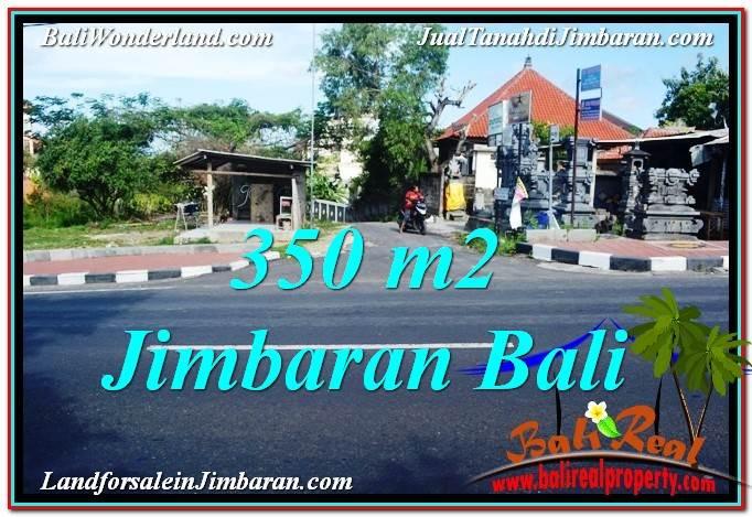 JUAL MURAH TANAH di JIMBARAN BALI 350 m2 di Jimbaran Ungasan
