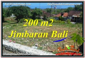 DIJUAL TANAH MURAH di JIMBARAN Untuk INVESTASI TJJI104