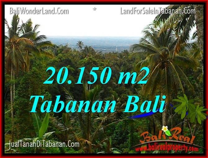 TANAH MURAH DIJUAL di TABANAN BALI 20,150 m2 di Tabanan Penebel