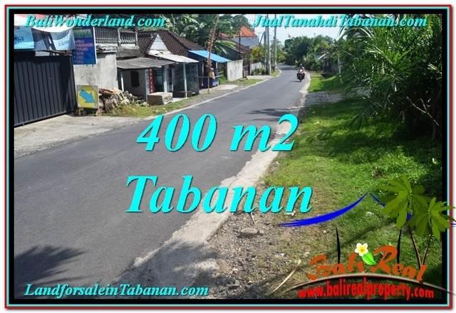 TANAH di TABANAN JUAL MURAH 4 Are View kebun