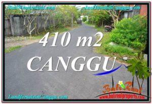 TANAH MURAH di CANGGU DIJUAL Untuk INVESTASI TJCG216