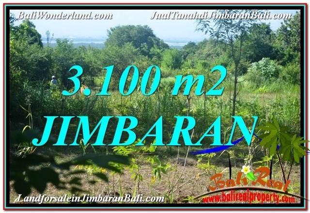 TANAH DIJUAL MURAH  JIMBARAN BALI 31 Are View Laut dan Jalan Tol