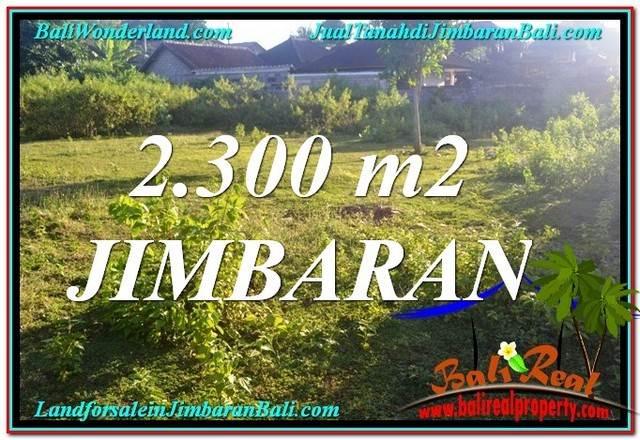INVESTASI PROPERTI, DIJUAL TANAH MURAH di JIMBARAN BALI TJJI117