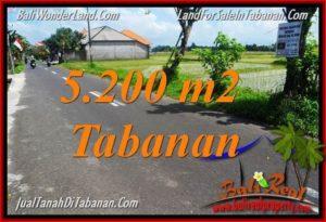 TANAH MURAH DIJUAL di TABANAN BALI TJTB351