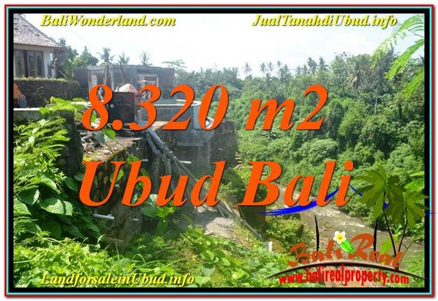 TANAH MURAH DIJUAL di UBUD Untuk INVESTASI TJUB635