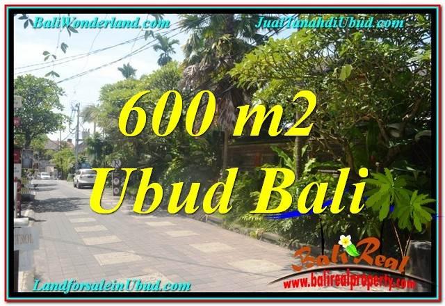 INVESTASI PROPERTY, JUAL TANAH MURAH di UBUD TJUB644