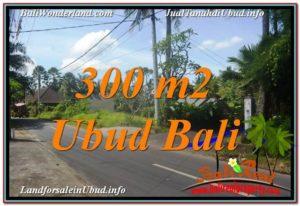 TANAH JUAL MURAH UBUD 300 m2 View Link. Villa dan Restoran