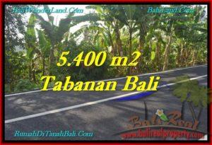 TANAH DIJUAL MURAH di TABANAN TJTB241