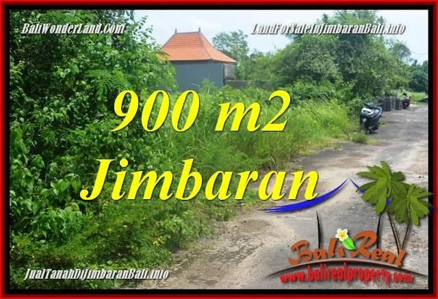 TANAH DIJUAL MURAH di JIMBARAN BALI Untuk INVESTASI TJJI124