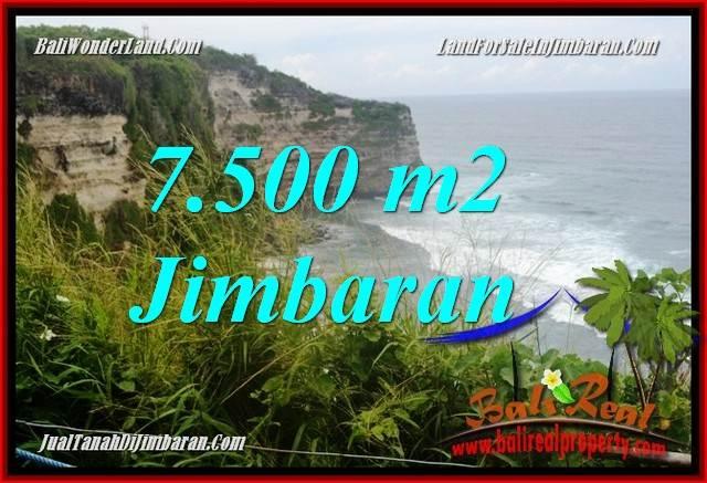 DIJUAL TANAH MURAH di JIMBARAN 75 Are di Jimbaran Uluwatu