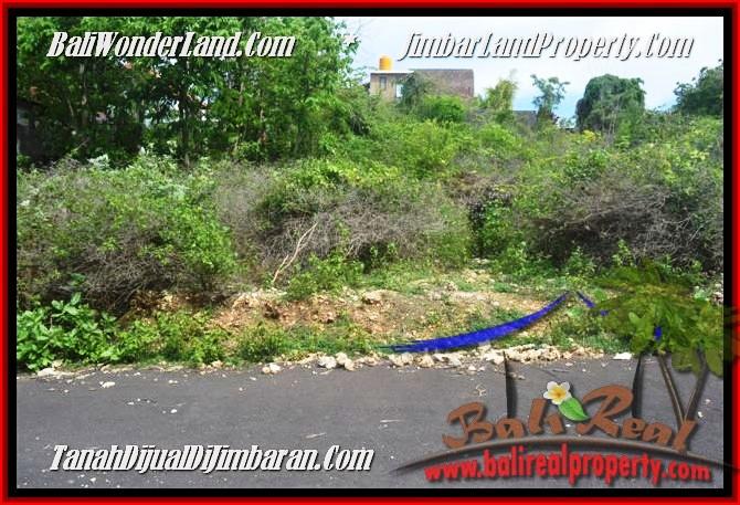 TANAH DIJUAL di JIMBARAN BALI 2,25 Are View laut toll Lingkungan villa