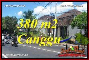 TANAH DIJUAL di CANGGU Untuk INVESTASI TJCG226