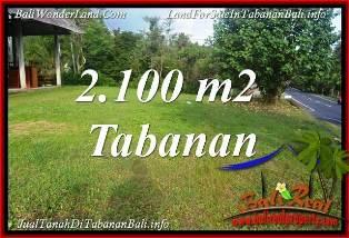 INVESTASI PROPERTY, TANAH MURAH di TABANAN BALI DIJUAL TJTB393