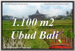 JUAL TANAH di UBUD BALI TJUB670