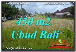INVESTASI PROPERTY, JUAL TANAH MURAH di UBUD BALI TJUB671